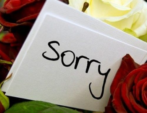 7 Ways To Say Sorry To Your Partner