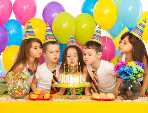5 Amazing theme decorations to make your Kid's Birthday more special