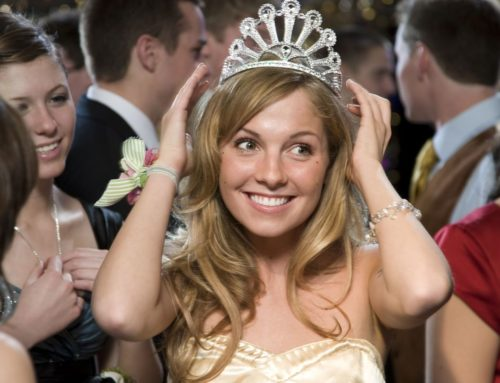 A Young Girl's Prom Night Dreams