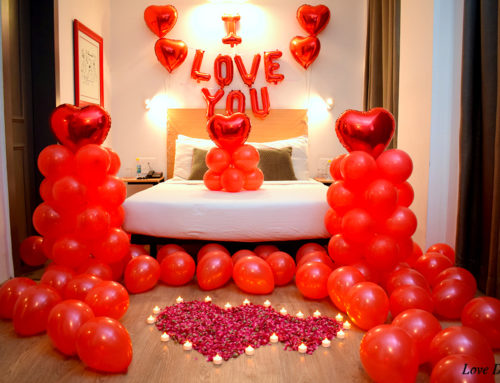 Does OYO Rooms decorate the room or the hall for special occasions? Do they charge extra for it?