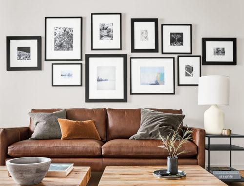 5 Creative and Trendy Ways to Style Your Home With Photo Frames