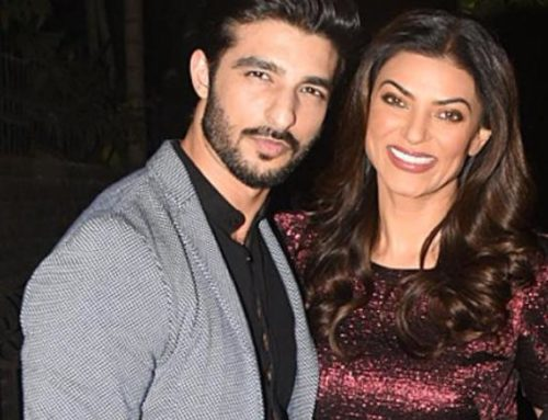 Sushmita Sen's Boyfriend Just Gave Her The Cutest Birthday Surprise Ever