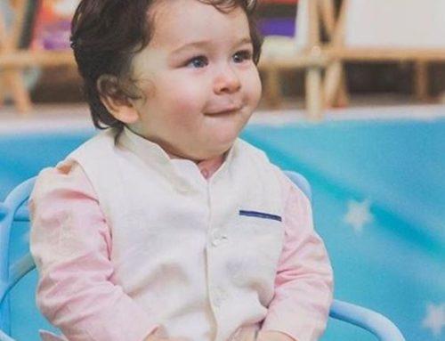 The Cutest B-Town Baby Turns Three: Happy Birthday BABY NAWAB!