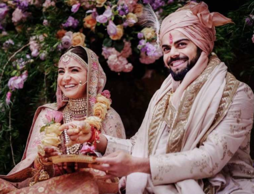 #Virushka Sweep Us Off Our Feet Again With The Cutest Anniversary Wishes
