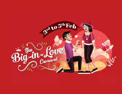Valentine's Exclusive Sale: The Big-in-Love Carnival is COMING SOON!